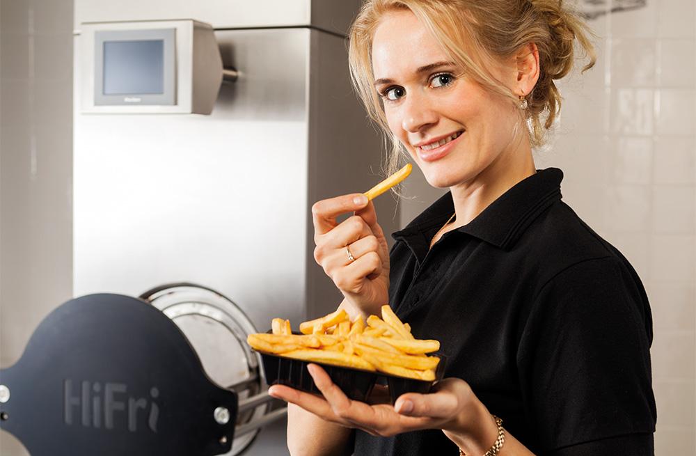HiFri kosten voordeliger frituren